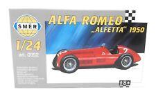 SMER Plastic Model Car Model Kit 1/24 Alfa Roemeo Alfetta 1950