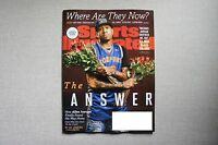 Sports Illustrated Allen Iverson The Answer 3 On 3 Basketball NBA July 3-10 2017