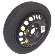 """VAUXHALL ASTRA MK5 VECTRA C ZAFIRA B 16"""" SPACE SAVER WHEEL WITH CONTINENTAL TYRE"""