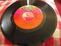 EX RADIO PROMO CLYDIE KING brown sugar DIDNT I CHELSEA 45 1973 SOUL