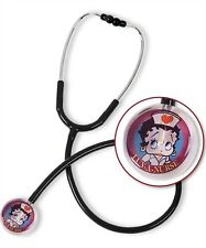 Prestige Medical Clear Sound BETTY BOOP Stethoscope S107