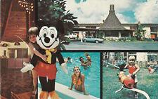 E7657 FL, Orlando Gateway Inn Postcard