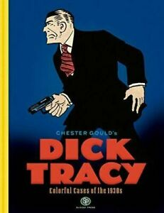 DICK TRACY COLORFUL CASES OF THE 1930S HC (IDW PUBLISHING) (IDW)