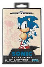 Sonic the Hedgehog de Sega Mega Drive (PAL)
