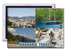 Marmaris Turkey - Souvenir Fridge Magnet