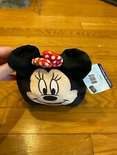 New listing Cubd Soft Plush Stuffed Cube Toy Minnie Mouse