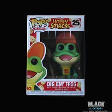 Funko Pop! Dig Em' Frog Honey Smacks Ad Icons Kellogg's Cereal IN STOCK Pop 25