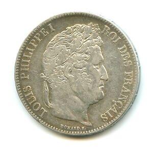 5 francs argent Louis Philippe I 1832 W , jolie n°E2618