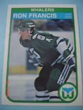 """Authentic...1982-83 O-Pee-Chee """"Vintage"""" Rookie Card # 123 Ron Francis RC!"""