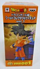 DragonBall World Collectible Figure Wcf Vol 1 Son Goku Banpresto New in Box