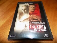 THE STATE WITHIN NTSC REG 1 British Thiller Drama TV BBC America Two DVD SET NEW