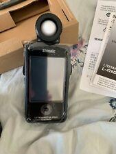Sekonic Litemaster Pro L-478D Lightmeter - Brand New