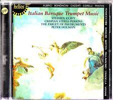 Italian Baroque Trumpet Music CD Crispian Steele-Perkins/Keavy/Stradella/Fantini