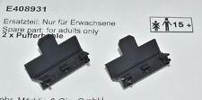 Märklin H0 408931 2 Stück Pufferbohle schwarz NEU & OVP E408931