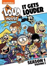 The Loud House: It Gets Louder - Season 1, Vol. 2 [New DVD] 2 Pack, Dubbed, Wi