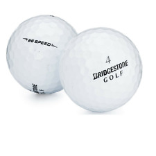 48 Bridgestone e6 Speed Used Golf Balls / Perfect Mint AAAAA / Free Shipping