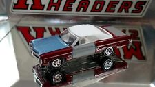 1969 CHEVY IMPALA CONVERTIBLE ADULT COLLECTIBLE DIECAST 1/64  PROJECT CAR