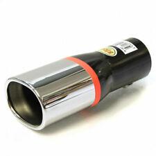 Car Exhaust Tip Trim Pipe Tail Muffler For Skoda Fabia Octavia Superb Yeti Rapid