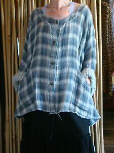 jolie blouse AUREA VITA T.XXL