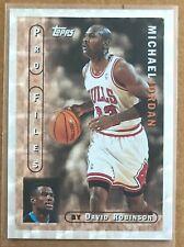 1996-97 Topps Pro Files Michael Jordan #PF3 insert