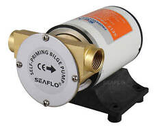 SEAFLO Marine 8 GPM Self Priming Impeller Bilge Pump - replaces Water Puppy