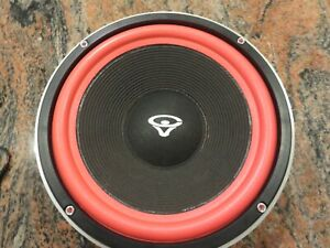CERWIN VEGA AT-10 REFOAMED WOOFER AT10 AT40 RIBBED CONE VINTAGE AUDIO SPEAKER 10