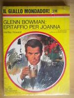 Glenn Bowman: epitaffio per JoannaHoward HartleyMondadori1973 giallo1249223