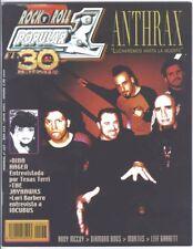 Anthrax - Popular 1 Magazine 2003 - Spain