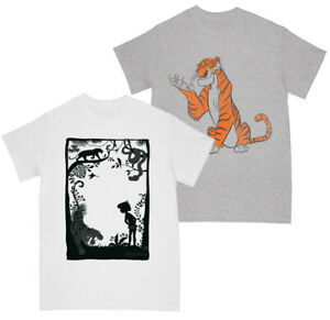 The Jungle Book Boys Silhouette Poster - Classic Shere Khan T-shirt Multi Pack