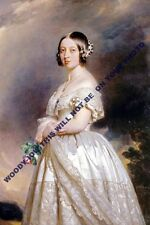 mm0615 - Young Queen Victoria - photograph 6x4