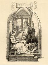 Richter, Ludwig. Goethe-Album. Leipzig. Georg Wigand, EA 1856.