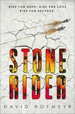 Stone Rider by David Hofmeyr (2015, Hardcover)