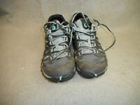 VINTAGE WOMAN'S MERRELL ATHLETIC / HIKING SHOES USED EURO SIZE 38.5 / US 8