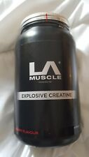 LA Muscle Explosive Creatine: More speed, endurance and stamina