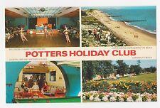 Great Yarmouth,U.K.Potters Holiday Club,4 Views,Norfolk,Used,Great Yarmouth,1979