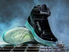 REEBOK ALIEN STOMPER - FINAL BATTLE PACK -QUEEN BLACK PAIR ONLY- Size US 10.5