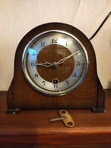 Small Antique Mantle Clock