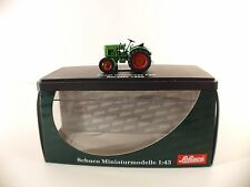 Schuco D n° 02621 tracteur Fendt Dieselross Baujahr 1955 1/43 neuf en boite