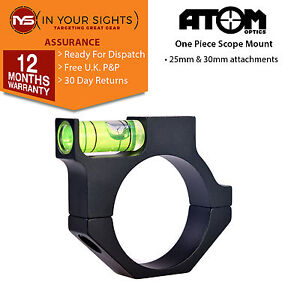Rifle scope spirit level bubble mount. Anti-cant rifle scope mount/ 30mm or 25mm