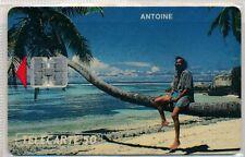 Télécarte Privée Publique EN794 ANTOINE ref TPN549+