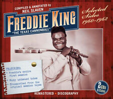 Freddie King : The Texas Cannonball: Selected Sides 1960-1962 CD (2014)