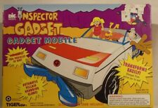 Inspector Gadget Transforming Gadget Mobile Car By Tiger Police To Van (SEALED)