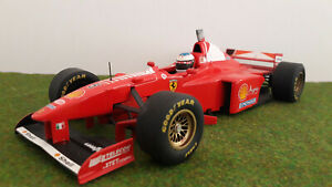 F1 FERRARI 1997 F310B # 5 SCHUMACHER 1/18 MINICHAMPS voiture miniature formule 1