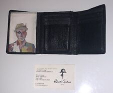 Robert Graham Tri-fold Leather Wallet Designer Mens Wallet