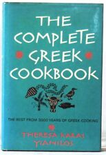 Vntg 1970 The COMPLETE GREEK COOKBOOK Best from 3000 Years GREEK COOKING DJ--HC