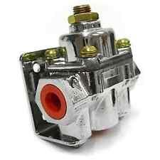 PC Fuel Pressure Regulator FPR 4-12 PSI Adjustable (2 Port) Gas Carburetor