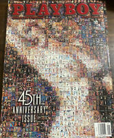 Playboy Magazine January 1999 Collector's Edition 45th Anniversary Issue