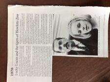 da2 ephemera 1976 article reprint lord lucan is still alive aspinall