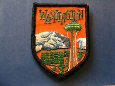 small Washington patch