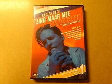 MUSIC DVD / TOP 10: ZING MAAR MEE - KARAOKE DVD (KOM VAN DAT DAK AF, DE VLIEGER)